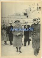 Der Führer Adolf Hitler - Westerplatte Gdańsk (Danzig) - Linienschiff SMS Schleswig-Holstein - Kriegsmarine - Krieg, Militär