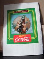 MONDOSORPRESA, (LB10) RIVISTA: IL CAMINETTO, ANNO 1961, RETRO PUBBLICITA COCA COLA - Coca-Cola