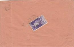LETTERA 1937 CON 50 CENT. AUGUSTO TIMBRO MARTONE (Z130 - Marcophilie