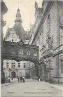 Dresden,   SchlosseÜbergang Nach Der Kath. Hofkirche - Dresden