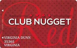 Pahrump Nugget Casino - Pahrump, NV - Slot Card - Casino Cards