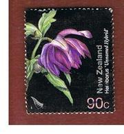 NUOVA ZELANDA (NEW ZEALAND) - SG 2707  -  2004 GARDEN FLOWERS: HELLEBORUS  -  USED° - New Zealand
