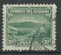 EQUATEUR    -  Yvert N° 308 Oblitéré    -   Ava24110 - Ecuador