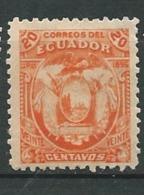 EQUATEUR    -  Yvert N° 57  *   -   Ava24122 - Ecuador