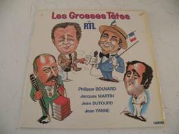 Les Grosses Têtes De RTL 1981 -  (Titres Sur Photos) - Vinyle Album 33T - Vinyl-Schallplatten