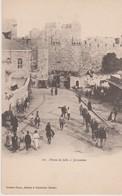 Israel, Porte De Jaffa à Jérusalem - Cartes Postales