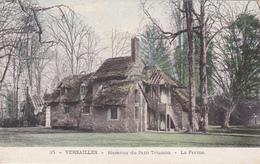 (78) - VERSAILLES - Hameau Du Petit-Trianon - La Ferme - Versailles (Château)