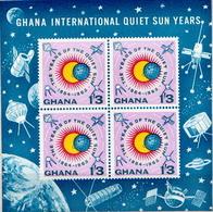 Ghana MNH SS - Space