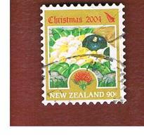 NUOVA ZELANDA (NEW ZEALAND) - SG 2748  -  2004 CHRISTMAS: MAORI MEAL -  USED° - Nuova Zelanda