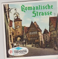 Viewmaster, Romantische Strasse - Jouets Anciens