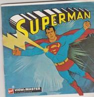 Viewmaster, Superman - Jouets Anciens