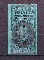 USA, Steuerbanderole, Zigarren, Henry Clay, 1931 (56908) - Gebührenstempel, Impoststempel