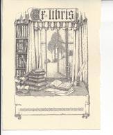 Ex Libris.95mmx115mm. - Ex Libris