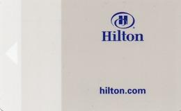 KEY HOTEL CARD-ITALIA-HOTEL HILTON - Chiavi Elettroniche Di Alberghi