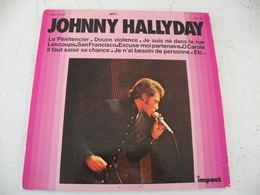 Johnny Hallyday 1962 à 1967 -  (Titres Sur Photos) - Vinyle Album 33T - Vinyl Records