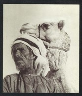 Abu Dhabi Old Black & White Picture On Calendar Card - Dubai