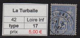 La Turballe - Loire Inferieure - Type Sage - 1877-1920: Semi Modern Period