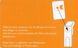 KEY HOTEL CARD-MADURODAM - Chiavi Elettroniche Di Alberghi