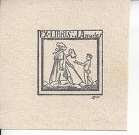Ex Libris.85mmx90mm. - Ex Libris