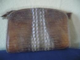 Kroko-Leder Clutche (Theatertasche) (590) - Sonstige