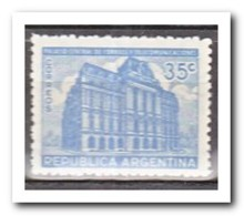 Argentinië 1945, Postfris MNH, Correos Y Telecomunicaciones ( Watermark One Time RA ) - Argentinië