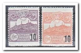 San Marino 1941, Postfris MNH, Monte Titano ( Overprint ) - San Marino