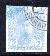 141 490 - YUGOSLAVIA SHS 1919 ,  Unificato N. 23a Oltremare : Usato - Nuovi