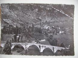 En Avion Au Dessus D'Ispagnac Le Pont De Quezac Sur Le Tarn - Sonstige Gemeinden