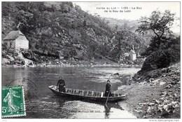 46 - Vallée Du Lot -Le Bac De La Nau De Leth - Unclassified