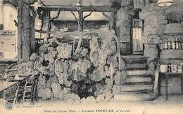 Vervins           02       Hôtel Du Cheval Noir .  Constant Pointier       (voir Scan) - Vervins