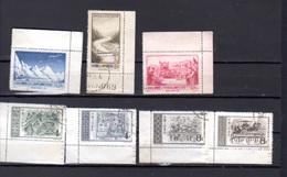 1952-56,  Chine  Oblitéré, Entre 963 Et 1084, Cote 22,30 €, - Oblitérés