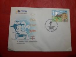 Argentina FDC Scout 2005 - Padvinderij
