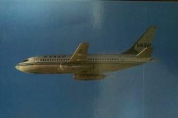 O) 2015 BRAZIL. PLANE VASP - AIRWAYS. POSTAL CARD XF - Brasile