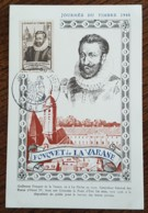 CM 1946 - YT N°754 - JOURNEE DU TIMBRE - RODEZ - 1940-49