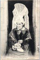 """14 COMMES - Année 1907 - Scènes De La Vie Normande - Coiffure Ancienne Dite """"Bourgogne"""" -Cartes Au BROMURE - A. Dubosq - Other Municipalities"""