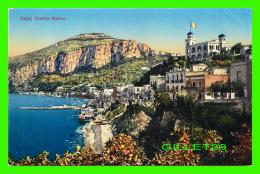 CAPRI, ITALIE - GRANDE MARINA -  EDITORI, TRAMPETTI & MIGLIACCIO - - Napoli (Naples)