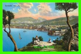 SORRENTO, ITALIE - PANORAMA OF THE CITY - ED. C. COTINI - - Napoli (Naples)