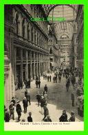 NAPOLI, ITALIE - GALLERIA UMBERTO, LATO VIA ROMA - ANIMATED -  EDIZ. DOMENICO TRAMPETTI - - Napoli (Naples)