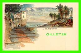 BORDIGHERA, ITALIE - J. VELTEN, EDITORE - - Italie