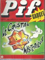 PIF GADGET  N° 167  -  ( Couverture CEZARD )  1972 - Pif Gadget