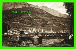 BORMIO, ITALIA - NUOVO PONTE SUL TORRENTE FRODOLFO -  1921 - - Italie