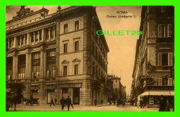 ROMA, ITALIA - CORSO IMBERTO - ANIMATED - - Places & Squares