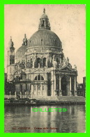 VENEZIA, ITALIA - CHIESA DELLA SALUTE - TRAVEL IN 1906 - STAMP OF HOTEL BELLE-VUE - - Venezia (Venice)
