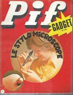 PIF GADGET  N° 190  -    1972 - Pif Gadget