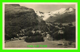 SIFS-MARIA, SUISSE - TRAVEL IN 1935 - ENGADIN PRESS CO - - GR Grisons