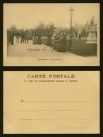 CARTE POSTALE FRANCE - PARIS VECU - AUX TUILERIES - LL783 - Non Classés