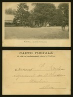CARTE POSTALE FRANCE - PARIS VECU - AU JARDIN D'ACCLIMATATION - LL784 - Non Classés