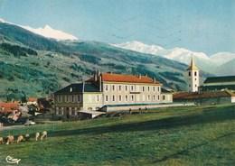 BOURG  ST MAURICE  L'AIGUILLE GRIVE MASSIF DE BELLECOTE ET SON GLACIER (dil405) - Bourg Saint Maurice