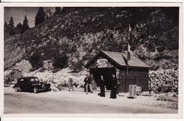 01 CHALET DU COL DE LA FAUCILLE (traction, Pub Kodak) - Non Classés