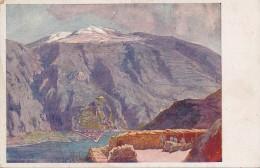 XSMO.102.  Der Eroberte Lovcen - Offizielle Karte Für: Rotes Kreuz... - Montenegro